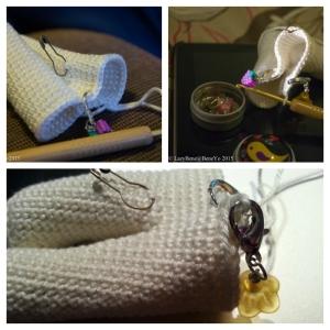 Crochet markers KiF