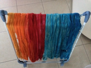 hand dyed yarn feb15