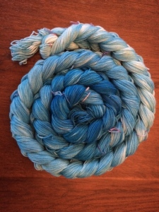 hand dyed yarn www.knittinginfrance.com