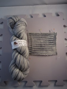 Sparkling grey by Knitting in France
