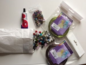 ready for stitch marker making knitting in france