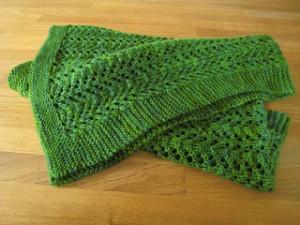 pine forest blanket