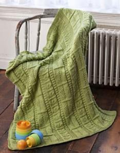 woods baby blanket