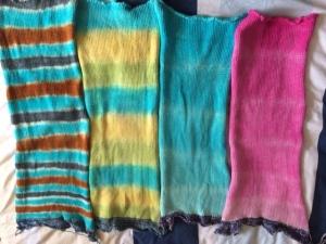 Sock blanks by www.knittinginfrance.com