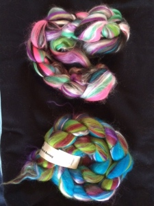 Spin City roving on www.knittinginfrance.com