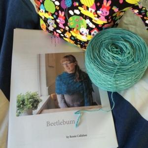 project bag knitrundig
