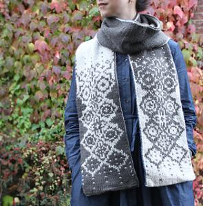 Rhombolution of East London Knit