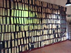 Sicile - bibliotheque Corleone