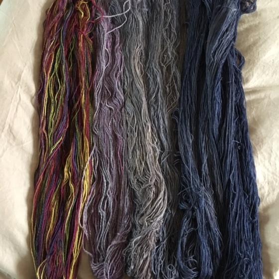 handspun and dyed feb16