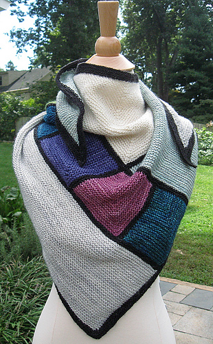 high street shawl