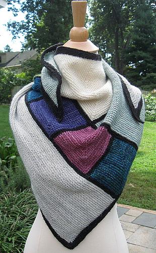 high street shawl
