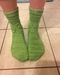 sock madness round 3 - front