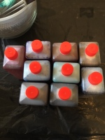 I have made up my dye stock ready to go