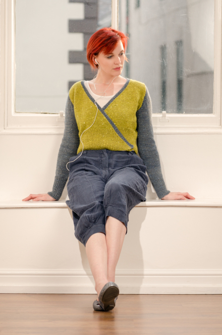 Zen Variations Knitting pattern by Renée Callahan-42