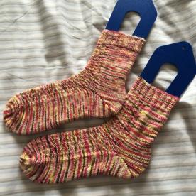 cobblestone socks