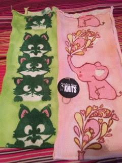 andre sue sock blanks