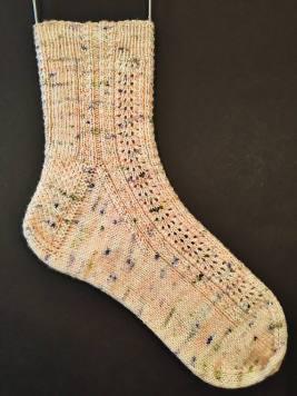Hirondelle sock