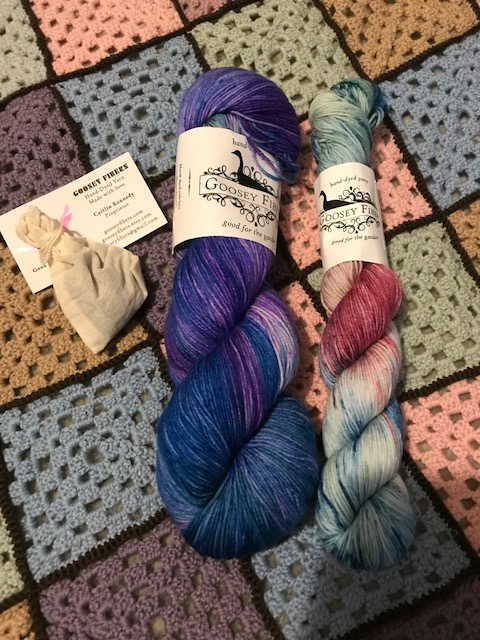 goosey fibres giveaway