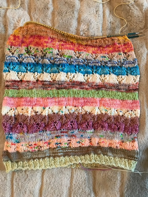 land of sweets cowl