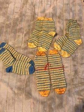 marie curie socks 4