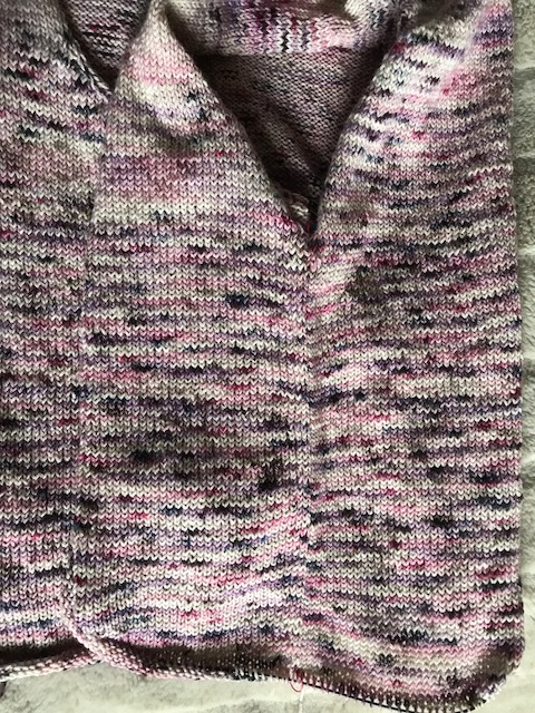 test knit side seam